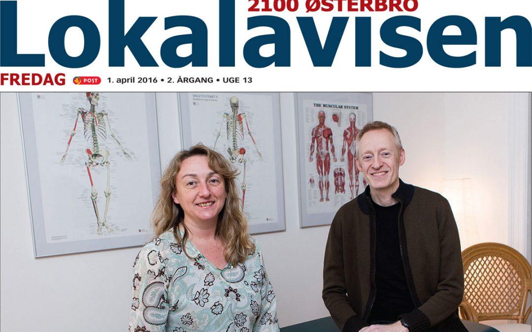 Østerbro Lokalavis: Farvel til stresset liv