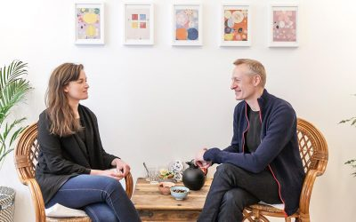 Terapeutisk samtale