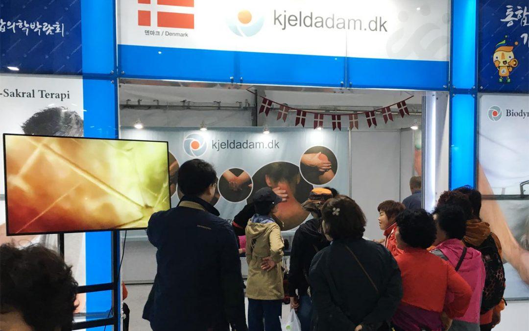 Expo 2016 i Korea dag 1