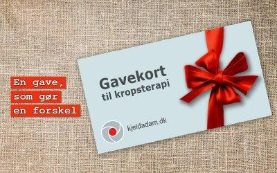 Gavekort til kropsterapi på Østerbro i København